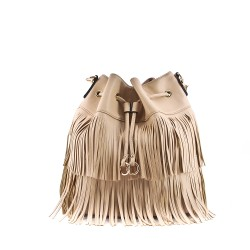 Handbag with bangs