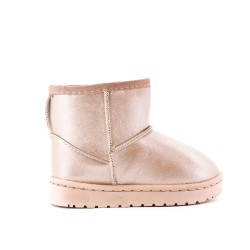 Champagne girl boots