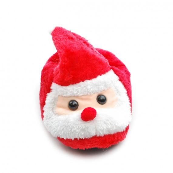 Chausson peluche Père Noël