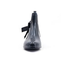 Botte de pluie en noir