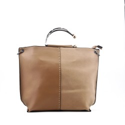 Handbag with shoulder strap