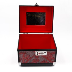 Jewelry makeup box