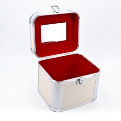 Jewelry makeup box