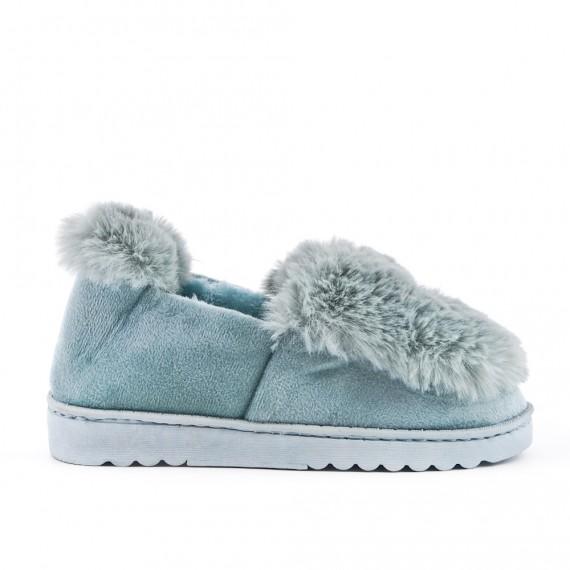 Women's lined slipper