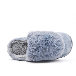 Women's lined slipper