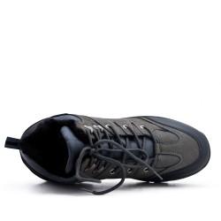Gray Sport Shoe