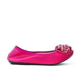 Ballerina fushia comfort in large size