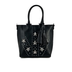 Handbag with star