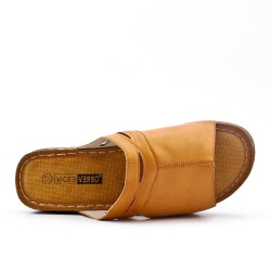Large size - Camel flap with small wedge
