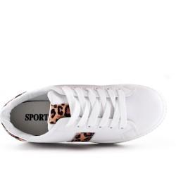 White lace tennis