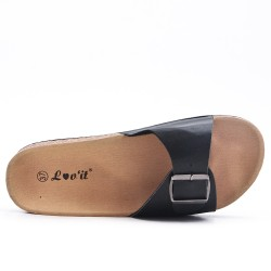 Available in 12 colors - Faux leather buckle