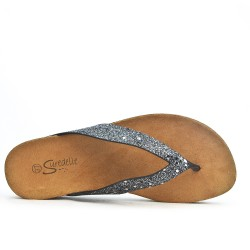 Available in 6 colors glittery Tong