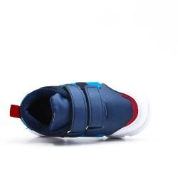 Canasta infantil blue con rasguño