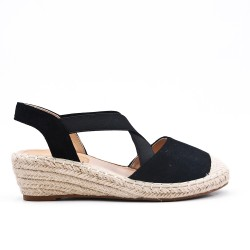 Available in 5 colors - Wedge Sandal with Sneaker Sole