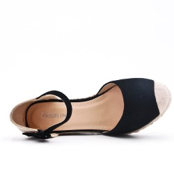 Available in 7 colors - Wedge Sandal with Sneaker Sole