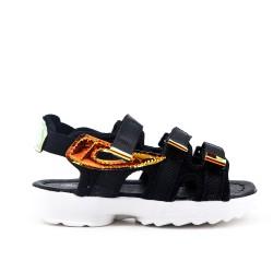 Sandale fille à semelle confort