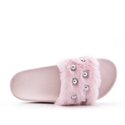 Pizarra de piel rosa