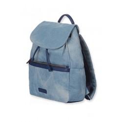 BEST MOUNTAIN - Denim backpack