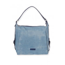 BEST MOUNTAIN - Denim handbag