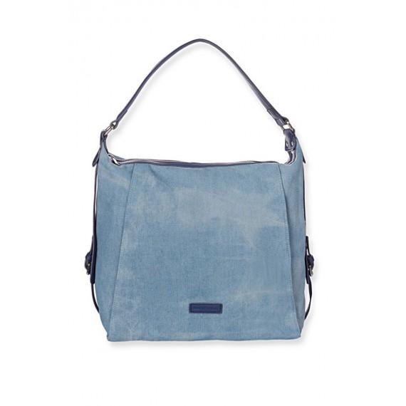 BEST MOUNTAIN - Denim handbag