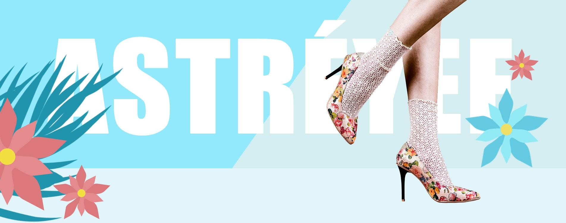 Mayoristas de zapatos en línea - ASTRÉYEE